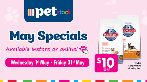 PetStock 15-21 May 2013